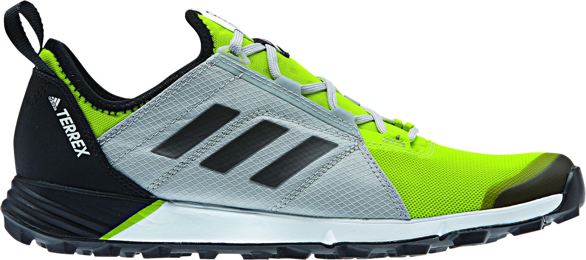 d8d59918e3547 adidas TERREX Agravic Speed - Zapatillas running Hombre - gris verde ...